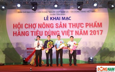 The Vietnam Farm Products, Foods and Consumer Goods Fair 2017